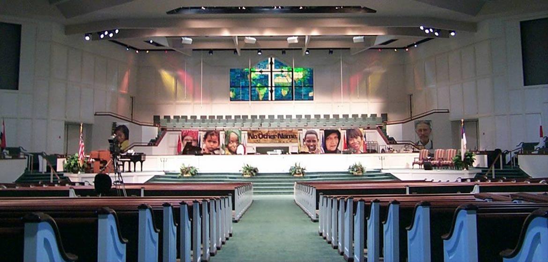 Victory Church Lakeland Interior